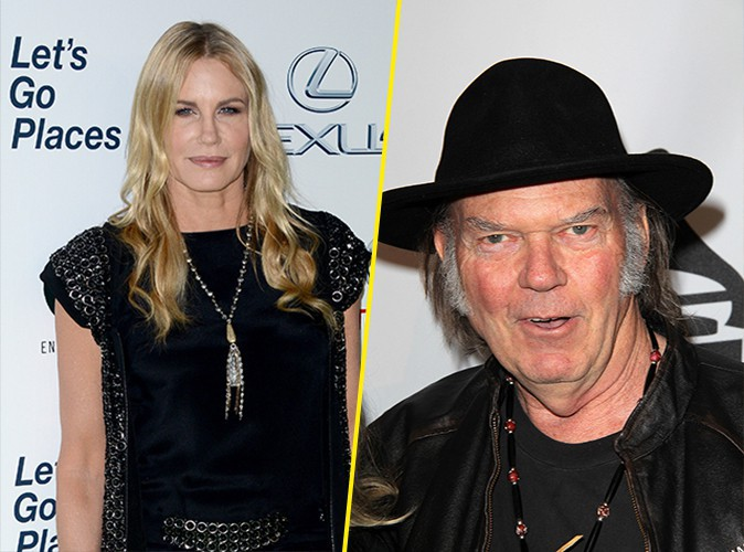 Daryl Hannah : elle serait en couple avec Neil Young depuis plusieurs mois !