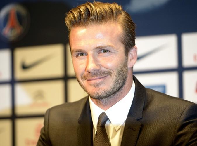 David Beckham : à 38 ans la star du foot met fin à sa carrière !