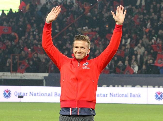 """David Beckham : """"Je commence mes leçons de français très bientôt !"""""""