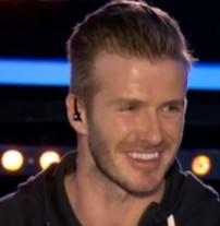 """David Beckham : """"Je voulais un nouveau défi à relever !"""""""