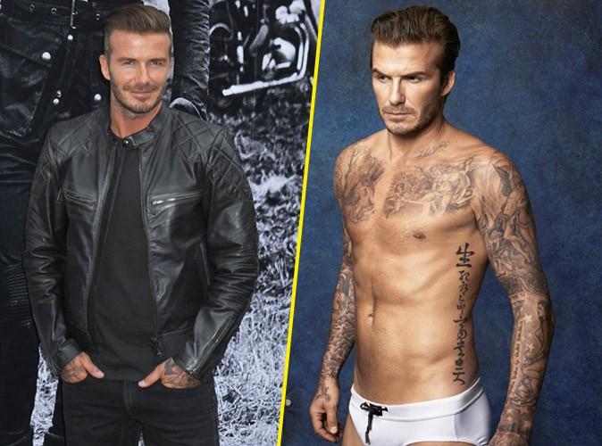 David Beckham : les pubs à moitié nu ? Il veut arrêter !
