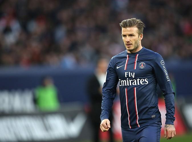 David Beckham : son salaire sera reversé à l'hôpital Necker !