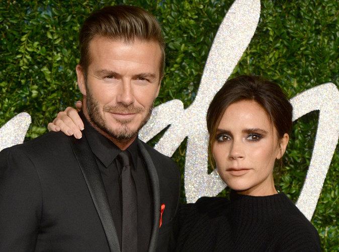 David et Victoria Beckham : ils quittent la France � cause... d'un fant�me !