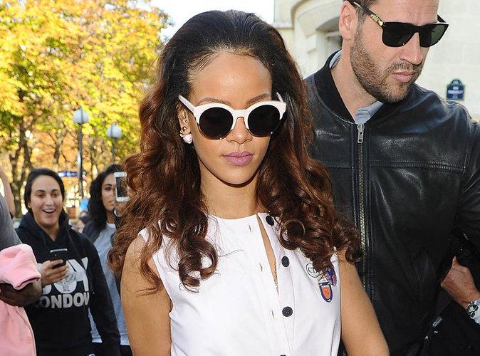 Dégoutée d'avoir refusé le défilé Victoria's Secret, Rihanna est déjà prête pour celui de 2016 !