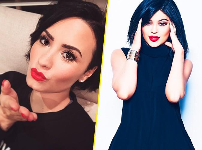 Demi Lovato : elle fait de la concurrence à Kylie Jenner !