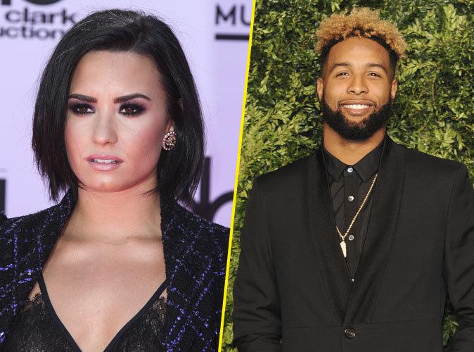 Demi Lovato en couple avec Odell Beckham Jr ?