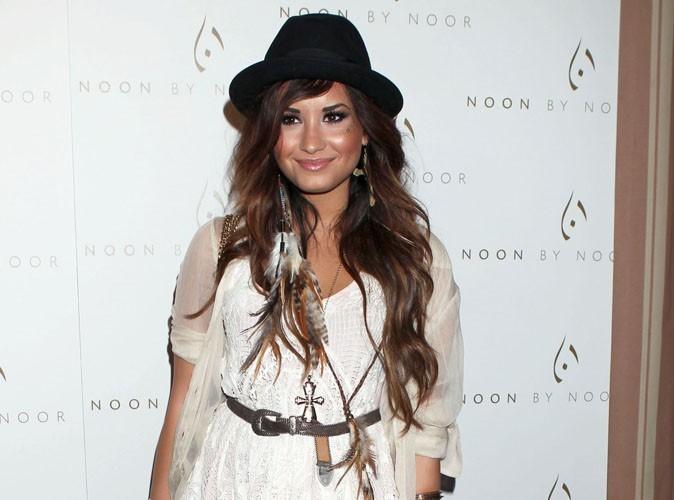 """Demi Lovato : """"Je sens enfin que je peux inspirer les gens"""" !"""