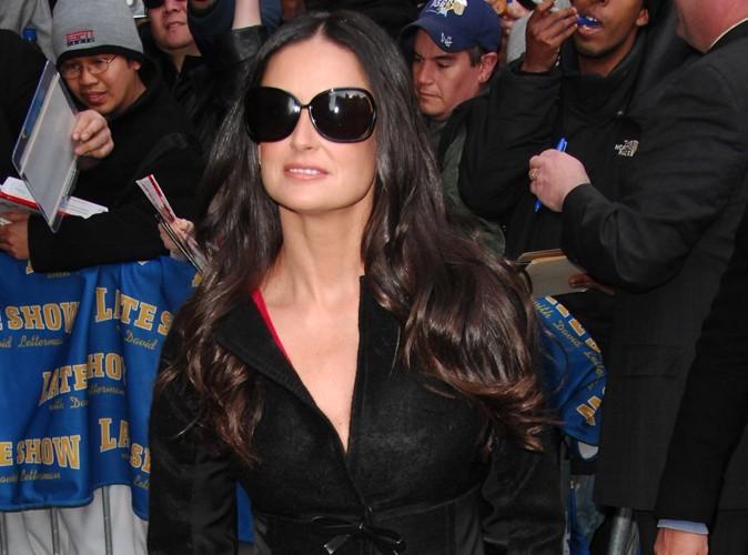 Demi Moore : dévastée par la liaison d'Ashton Kutcher et Mila Kunis !