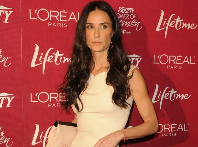 Demi Moore : elle aborde la question du divorce avec un avocat !