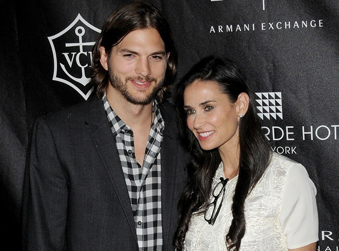 Demi Moore : selon elle, un bébé avec Ashton Kutcher aurait pu sauver son mariage !