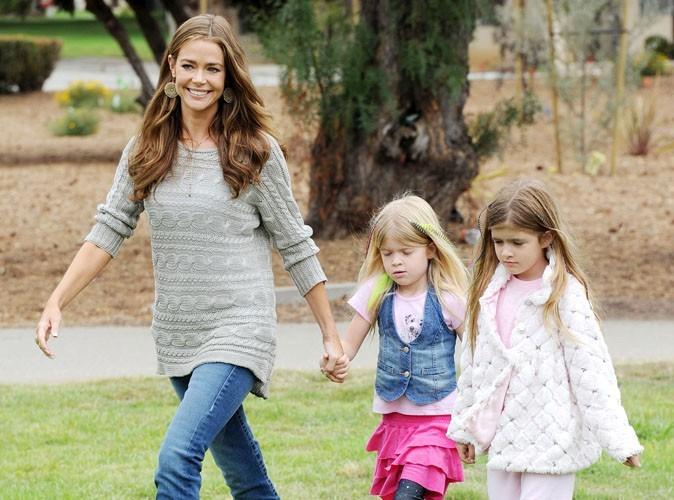 Denise Richards a adopté une petite fille !
