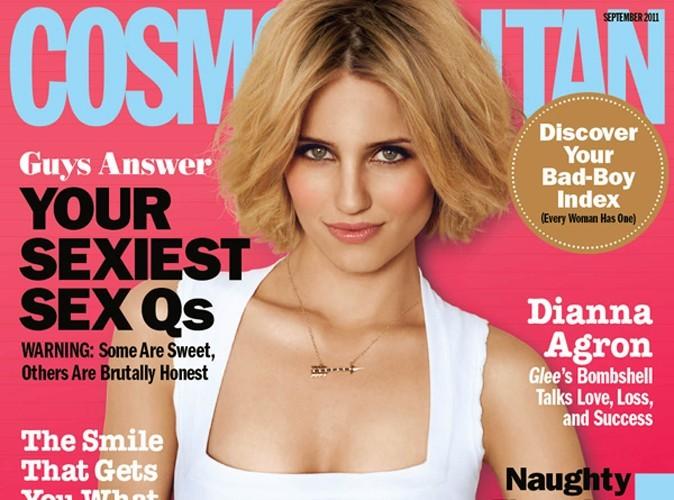 """Dianna Agron : """"Je ne veux pas devenir la nouvelle Lindsay Lohan"""" !"""