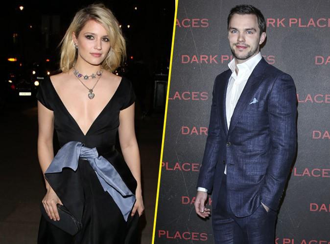 Dianna Agron recasée avec l'ex de Jennifer Lawrence, Nicholas Hoult !