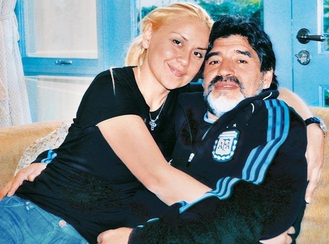 Diego Maradona : l'ancienne star du foot papa pour la 4e fois !