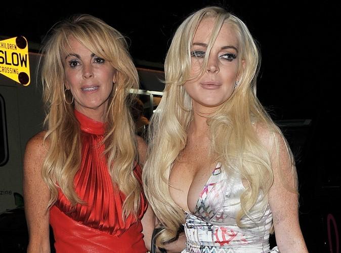 """Dina Lohan : """"Lindsay a vu son père abuser de moi, c'est pour ça qu'elle est aussi dévastée !"""""""