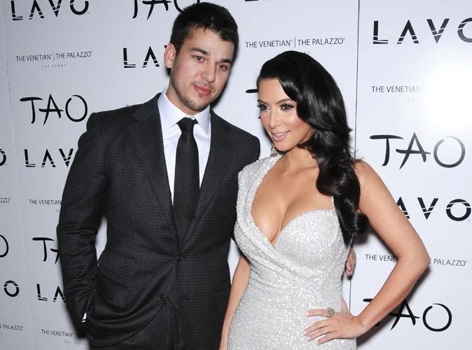 Divorce de Kim Kardashian : son petit frère Rob réagit !