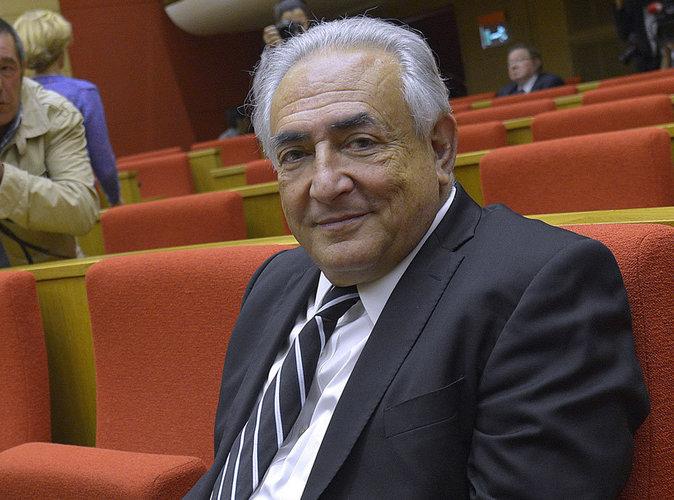 Dominique Strauss-Kahn visé par une enquête pour escroquerie