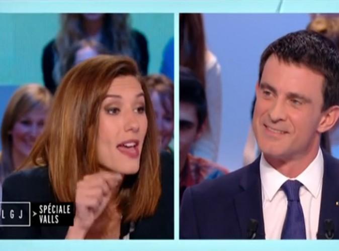 """Doria Tillier à Manuel Valls : """"Tétais mon poulain, j'ai fait de toi un étalon !"""""""