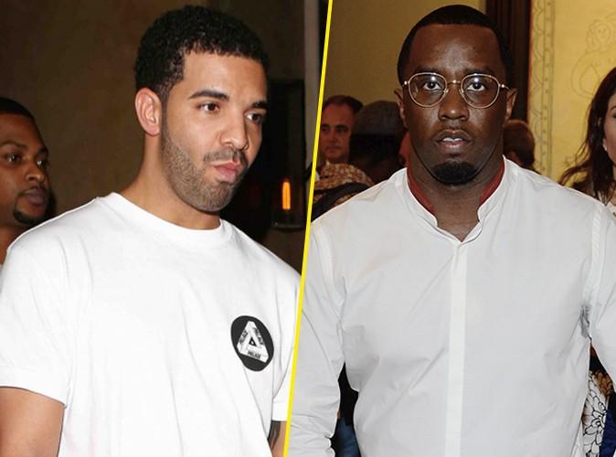 Drake : hospitalisé après une altercation avec P.Diddy…