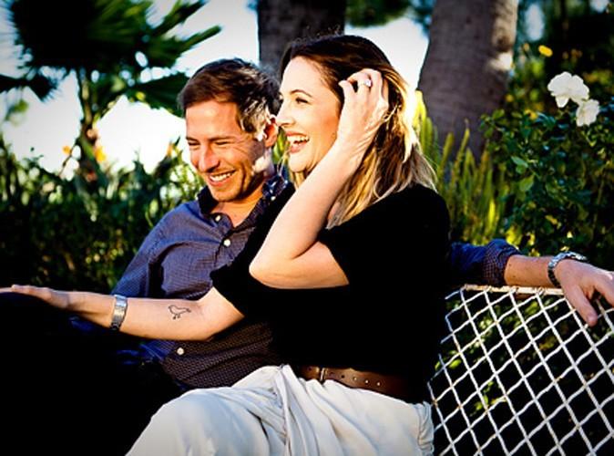 Drew Barrymore : découvrez la photo officielle de ses fiançailles !
