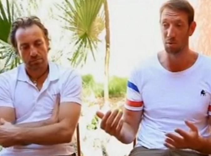 Dropped : Philippe Candeloro et Alain Bernard témoignent face caméra pour la première fois !