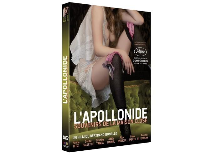 """DVD coup de coeur """"L'Apollonide, souvenirs de la maison close"""""""