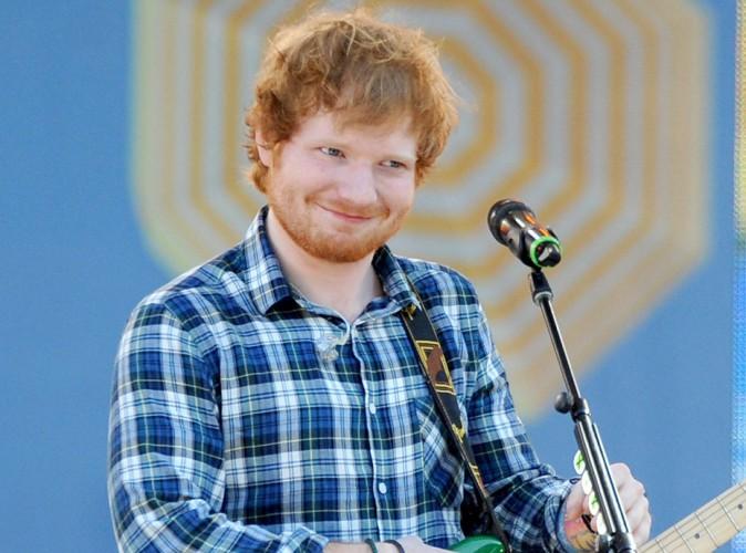 Ed Sheeran : 20 000 euros, c'est son salaire… par jour !