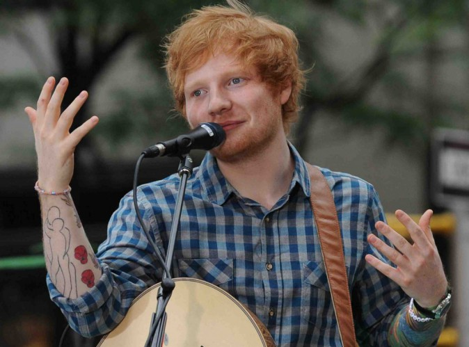 Ed Sheeran : découvrez comme il a pardonné à Ellie Goulding de l'avoir trompé avec Niall Horan !