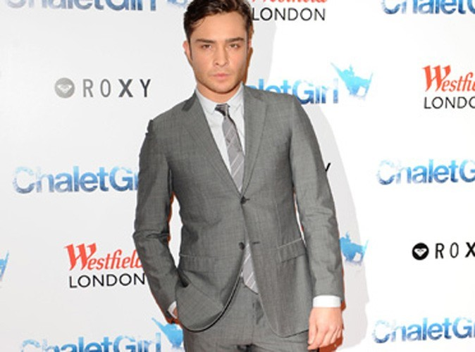Ed Westwick : pas question qu'il quitte Gossip Girl !