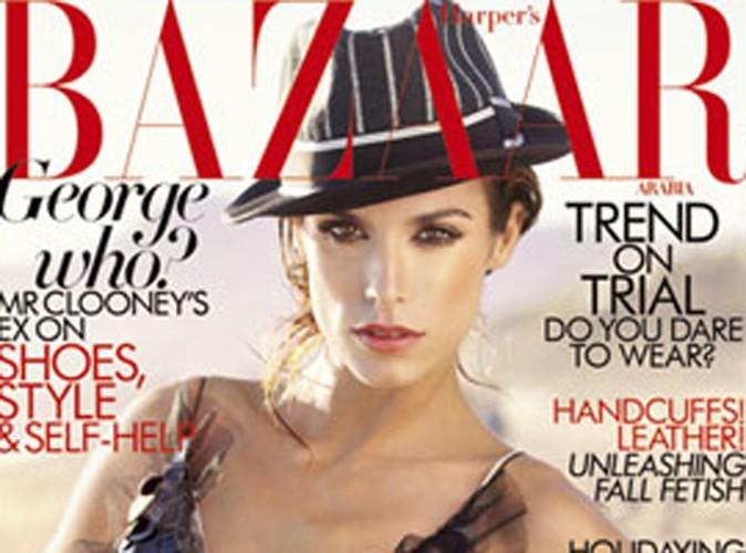 Elisabetta Canalis : elle fait la une des magazines en tant qu'ex de Clooney !