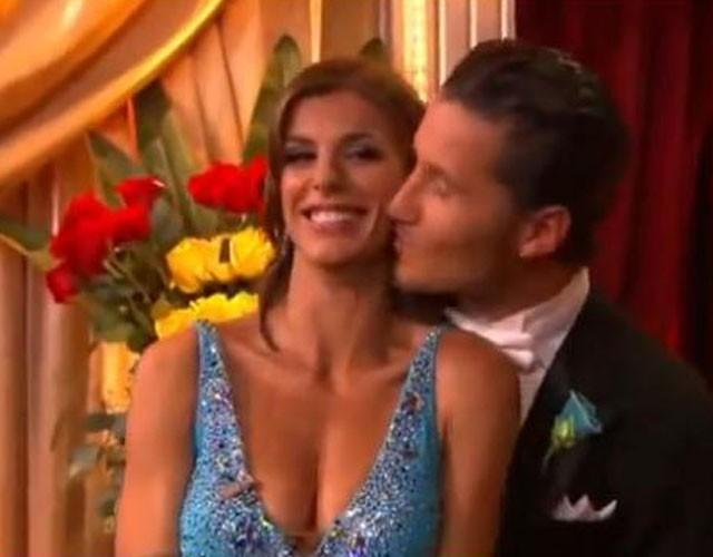 Elisabetta Canalis : l'ex de George Clooney déjà éliminée du Danse avec les Stars US !