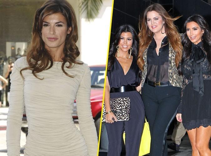 Elisabetta Canalis pas épargnée par les soeurs Kardashian !