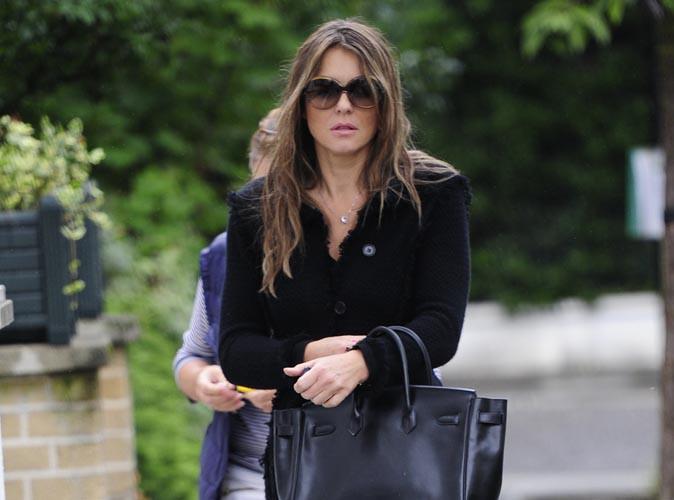 Elizabeth Hurley : la star britannique est de nouveau célibataire...