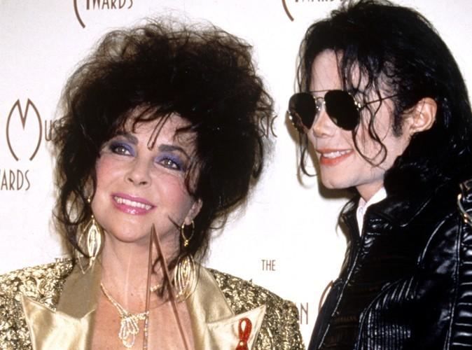 Elizabeth Taylor déjà enterrée aux cotés de son ami Michael Jackson...