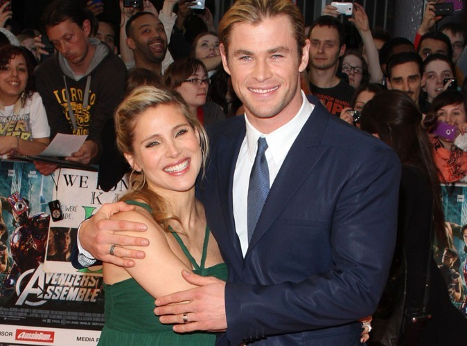Elsa Pataky et Chris Hemsworth  : parents d'une petite India !