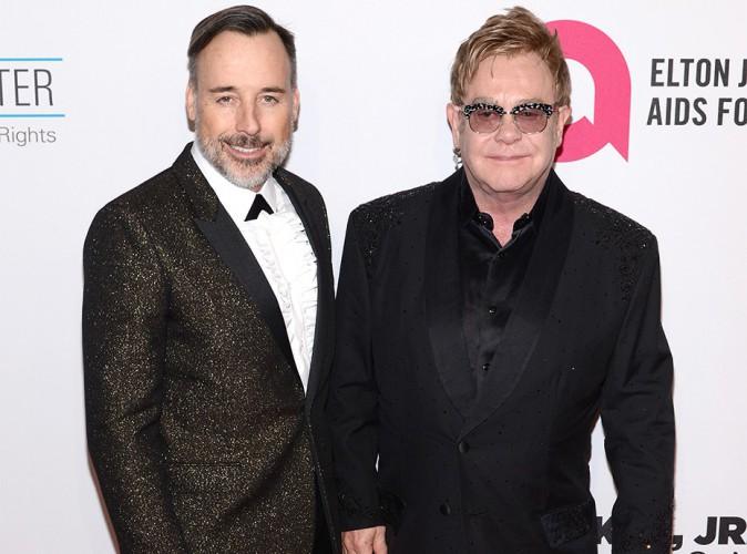 Elton John : il épousera David Furnish ce week-end !