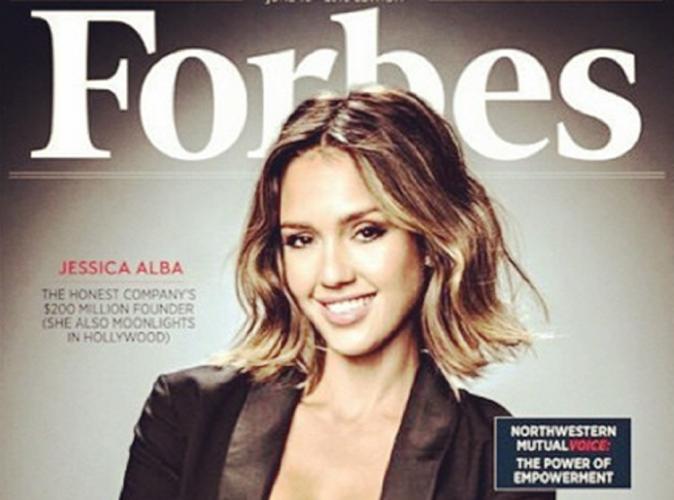 �lue l'auto-entrepreneuse la plus riche, Jessica Alba �crase Beyonc� !
