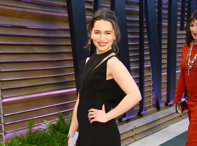 """Emilia Clarke (Game of Thrones) : """"Tout ce que je vis est irréel"""" !"""