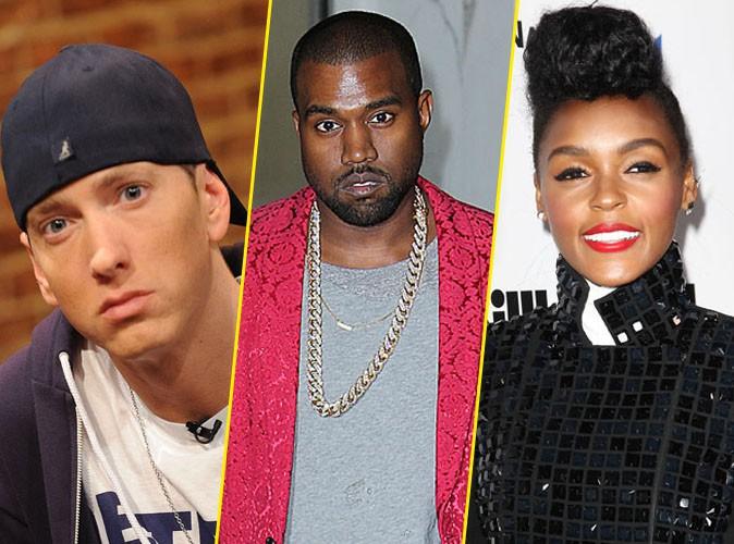 Eminem et Kanye West : trop chers pour le Super Bowl !
