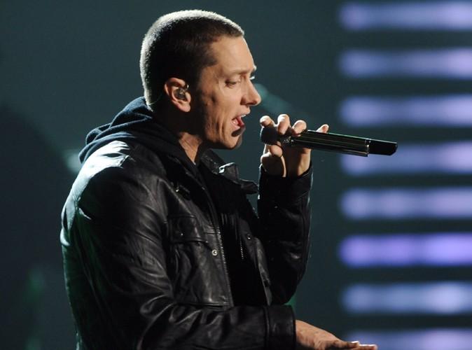 Eminem : il est de retour pour clasher Lady Gaga, Justin Bieber et Katy Perry !