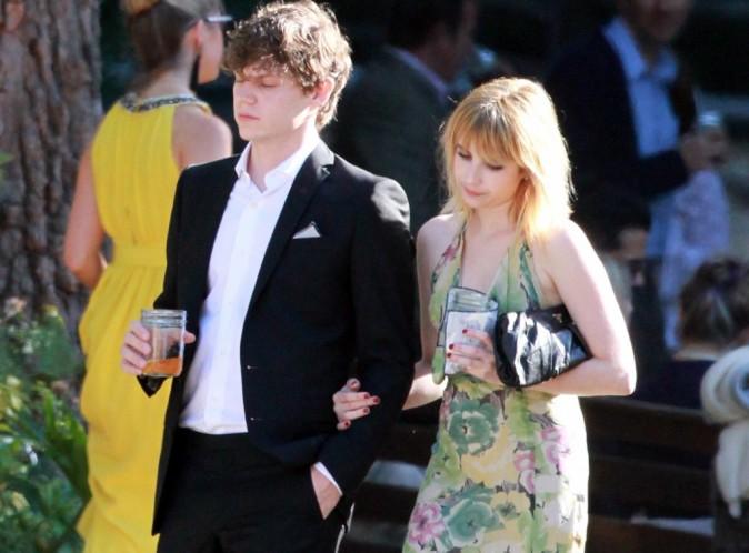 Emma Roberts : elle est en couple avec Evan Peters de la série American Horror Story !