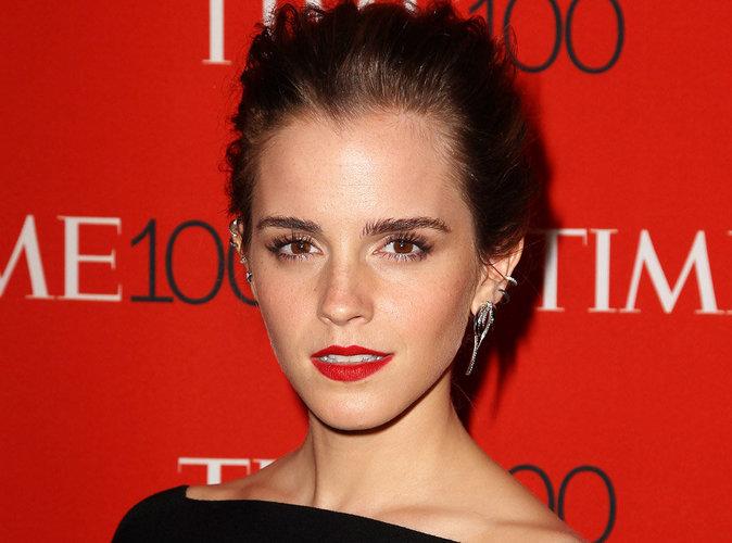 Emma Watson aurait retrouvé l'amour avec un homme beaucoup plus âgé !