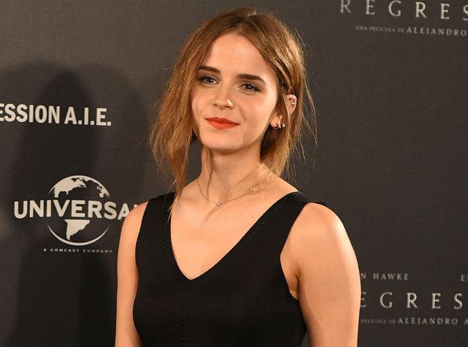Emma Watson : elle défend la nouvelle Hermione Granger noire