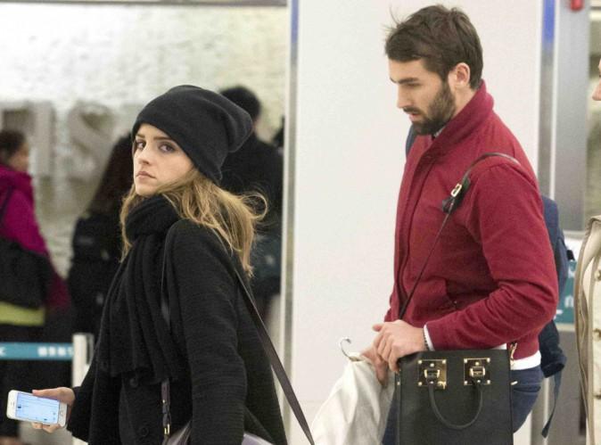 Emma Watson : elle emm�nage avec ch�ri Matthew Janney !
