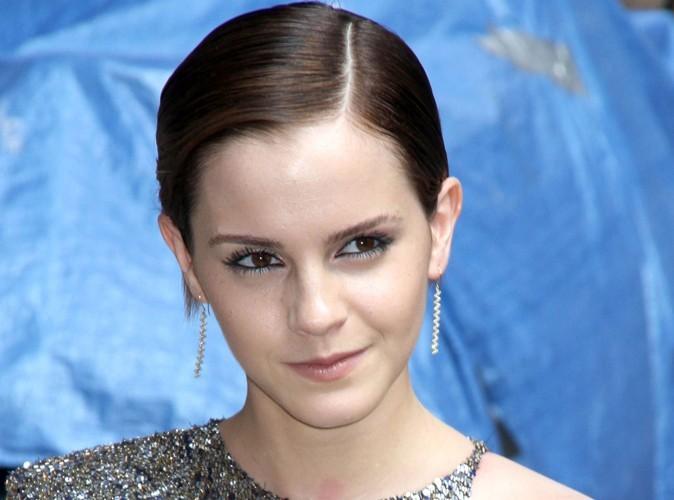 Emma Watson : elle ignorait les problèmes d'alcool de Daniel Radcliffe !