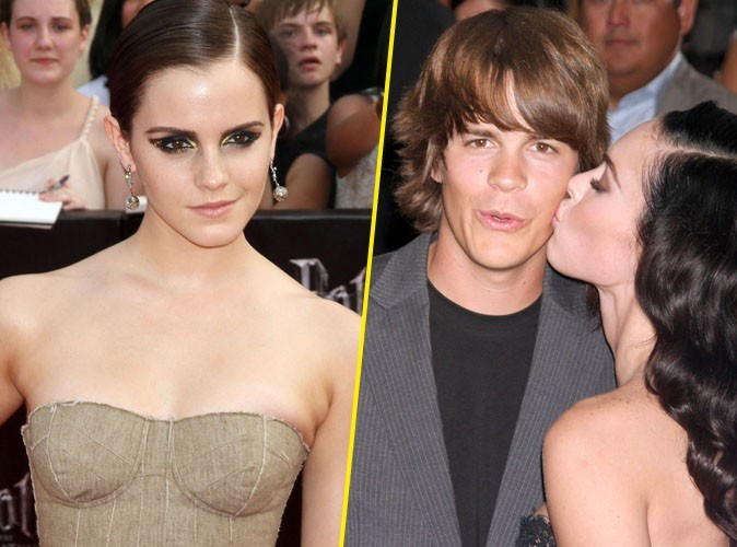 Emma Watson : elle s'est trouvée un chéri et il est un peu sulfureux, regardez !