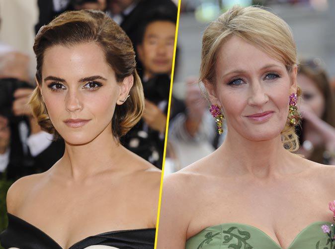 Emma Watson et J.K. Rowling sont furieuses contre les fans d'Harry Potter !