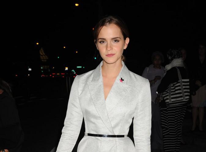 Emma Watson : menacée de voir ses photos de nu dévoilées…