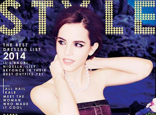 Emma Watson se confie :