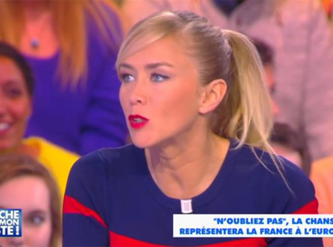 """Enora Malagré dézingue la chanson """"dégueu"""" de l'Eurovision : """"Notre France, elle est métissée et moderne !"""""""